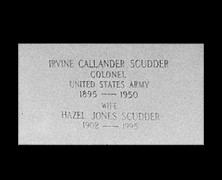 Irvine C. Scudder